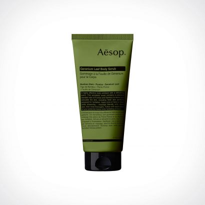 Aesop Geranium Leaf Body Scrub Tube | kūno šveitiklis | 180 ml | Crème de la Crème