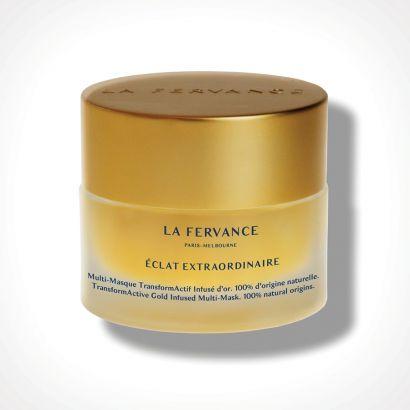 La Fervance Éclat Extraordinaire Multifunctional Facial Cream & Mask | veido kaukė | 50 ml | Crème de la Crème