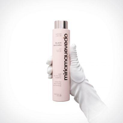 Miriam Quevedo Black Baccara Hair Multiplying Shampoo | plaukų šampūnas | 250 ml | Crème de la Crème