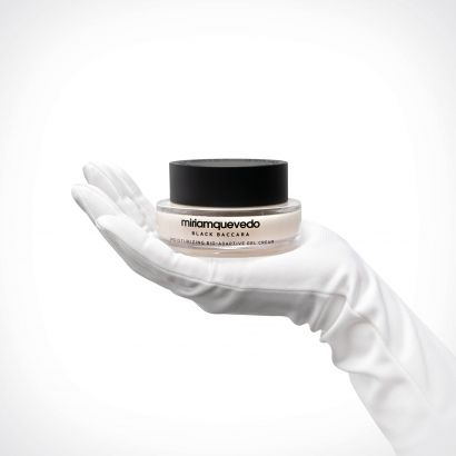 Miriam Quevedo Black Baccara Moisturising Bio Adaptive Gel Cream | 60 ml | Crème de la Crème
