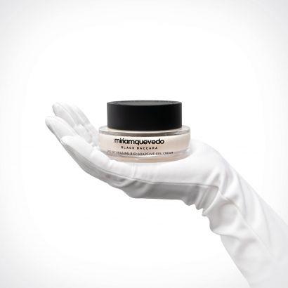 Miriam Quevedo Black Baccara Moisturizing Bio-Adaptive Gel Cream | 60 ml | Crème de la Crème