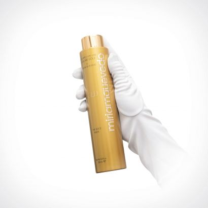 Miriam Quevedo The Sublime Gold Mask | plaukų kaukė | 250 ml | Crème de la Crème