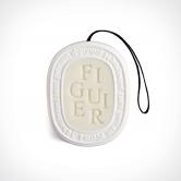 diptyque Figuier Scented Oval 1 | kvapiklis | 35 g | Crème de la Crème