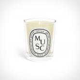 diptyque Musc Candle 1 | kvapioji žvakė | 190 g | Crème de la Crème