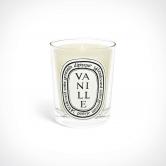 diptyque Vanille Scented Candle 1   kvapioji žvakė   190 g   Crème de la Crème