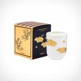 Floraïku Lily Of The Valley Scented Candle Tea Cup 2   kvapioji žvakė   130 g   Crème de la Crème