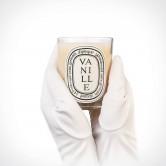 diptyque Vanille Scented Candle 2   kvapioji žvakė   190 g   Crème de la Crème