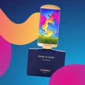 Floraïku Young at Heart 4 | kvapusis vanduo (EDP) | 50 ml + 10 ml | Crème de la Crème