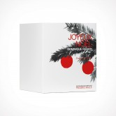 Editions de Parfums Frédéric Malle Joyeux Noel Scented Candle 2 | 220 g | Crème de la Crème