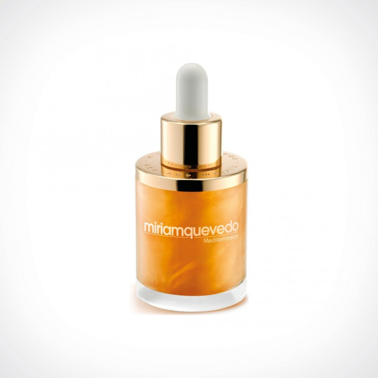 Miriam Quevedo The Sublime Gold Oil | plaukų aliejus | 50 ml | Crème de la Crème