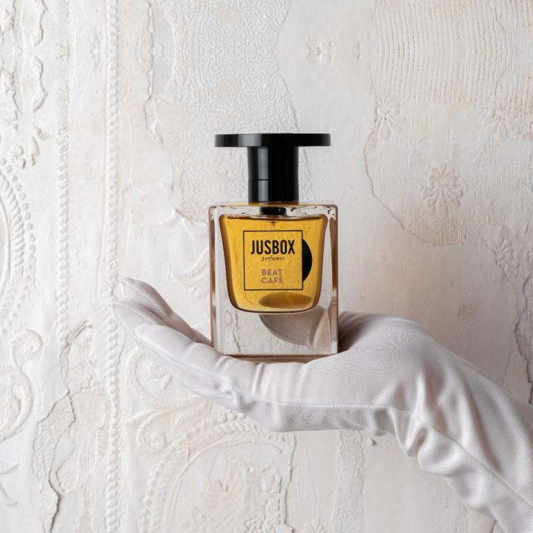 Jusbox Perfumes Beat Cafe | kvapusis vanduo (EDP) | 78 ml | Crème de la Crème