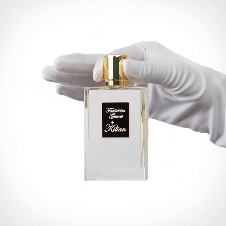 By Kilian Forbidden Games with clutch | kvapusis vanduo (EDP) | 50 ml | Crème de la Crème