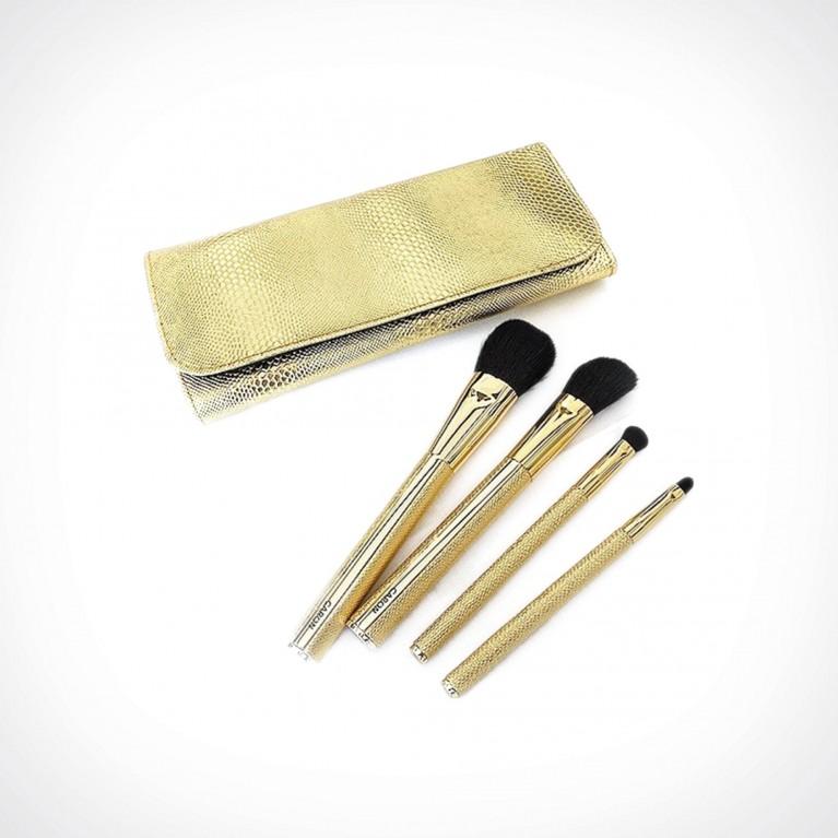 Parfums Caron Gold Brushes - Set of 4 | SET | Crème de la Crème