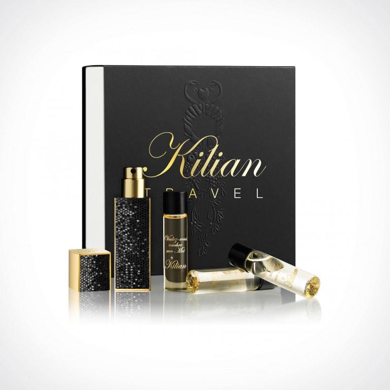 By Kilian Voulez Vous Coucher avec Moi Travel Set | kelioninis rinkinys | SET | Crème de la Crème