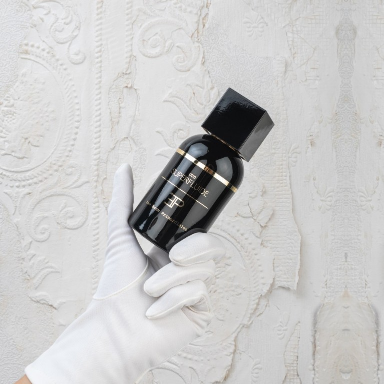 Les Eaux Primordiales Superfluide Oud 1 | kvapusis vanduo (EDP) | 100 ml | Crème de la Crème