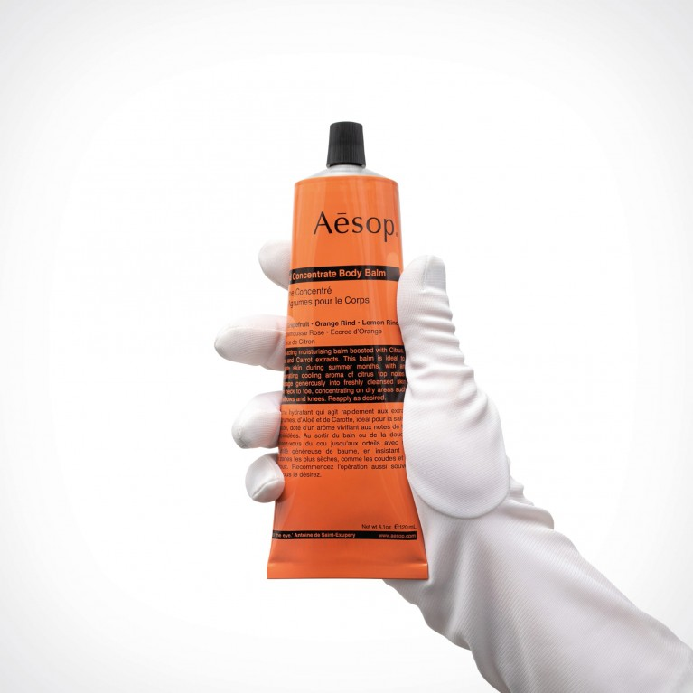 Aesop Rind Concentrate Body Balm 1 | kūno balzamas | 120 ml | Crème de la Crème