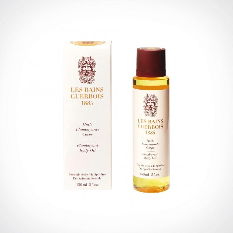 Les Bains Guerbois Flamboyant Body Oil 2   kūno aliejus   150 ml   Crème de la Crème