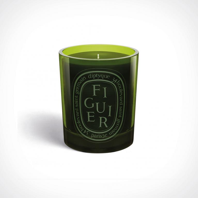 diptyque Figuier Candle 1   kvapioji žvakė   Crème de la Crème