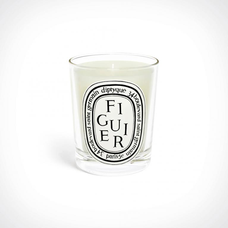 diptyque Figuier Scented Candle 2 | kvapioji žvakė | Crème de la Crème