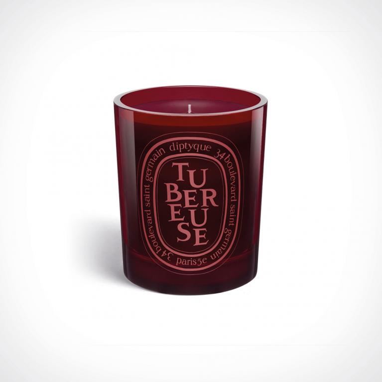 diptyque Tubereuse Scented Candle 1   kvapioji žvakė   Crème de la Crème