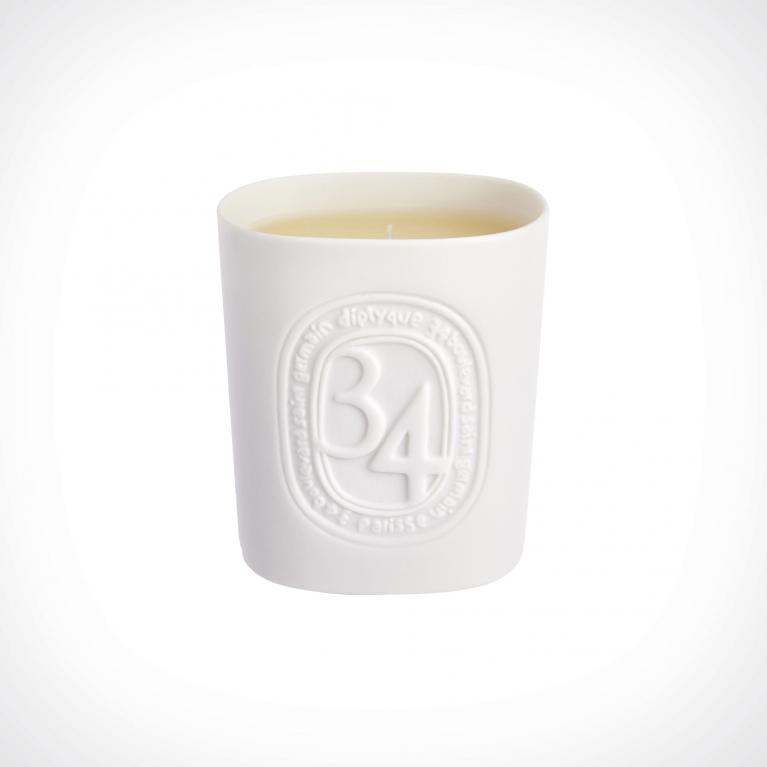 diptyque 34 Blvd Saint Germain Candle | 220 g | Crème de la Crème