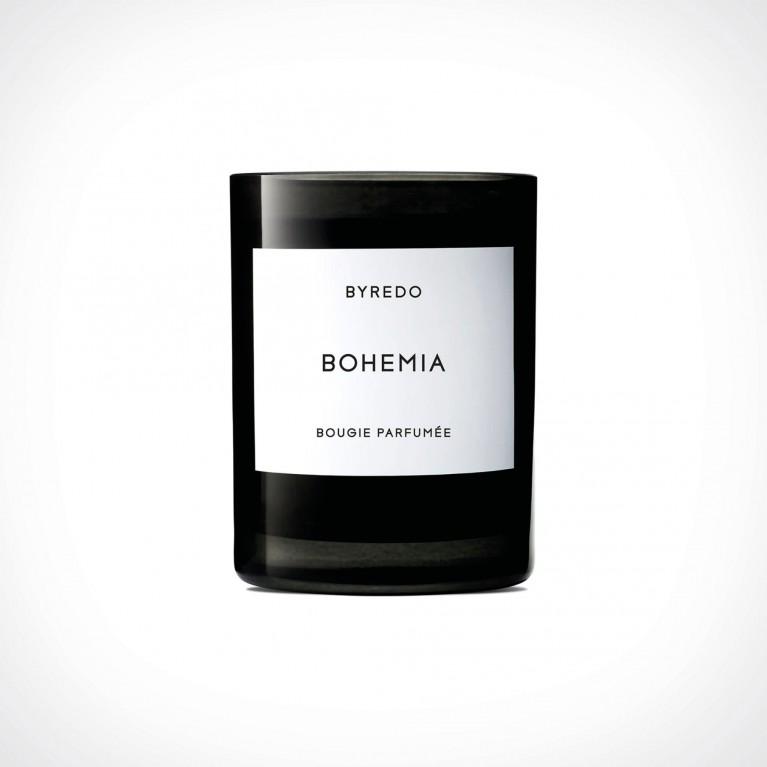 Byredo Bohemia Scented Candle | kvapioji žvakė | Crème de la Crème