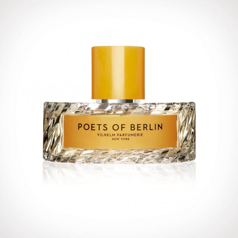 Vilhelm Parfumerie Poets of Berlin 1 | kvapusis vanduo (EDP) | 100 ml | Crème de la Crème