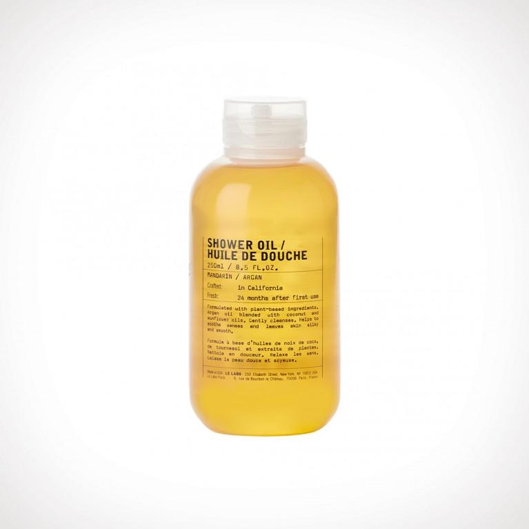 Le Labo Mandarin/Argan Shower Oil | dušo aliejus | 250 ml | Crème de la Crème