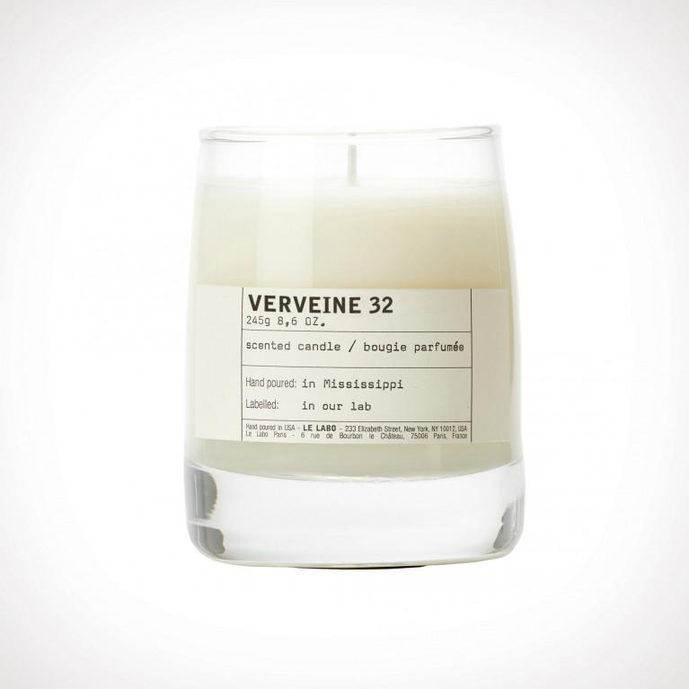 Le Labo Verveine 32 Classic Scented Candle | kvapioji žvakė | 245 g | Crème de la Crème