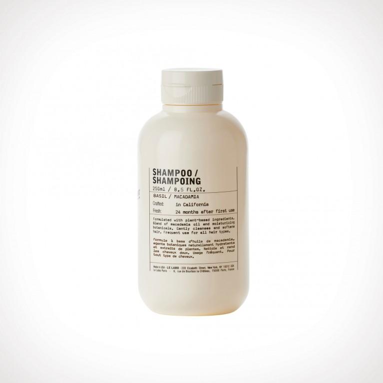 Le Labo Basil/Macadamia Shampoo | šampūnas | 250 ml | Crème de la Crème