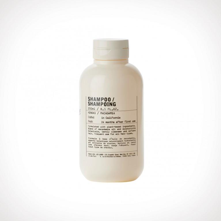 Le Labo Hinoki/Macadamia Shampoo | šampūnas | 250 ml | Crème de la Crème