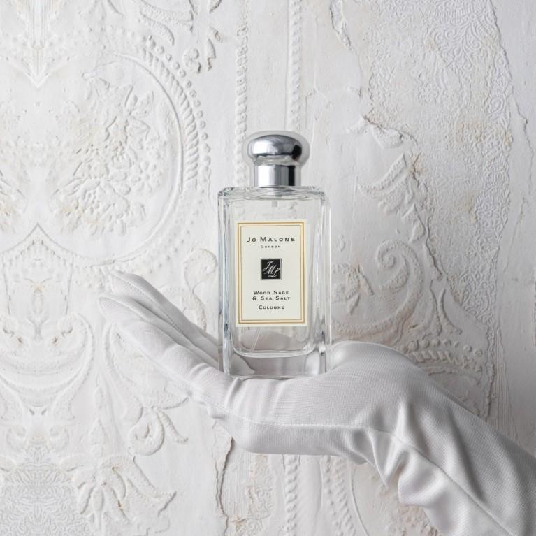 Jo Malone London Wood Sage & Sea Salt Cologne 3 | tualetinis vanduo (EDT) | Crème de la Crème