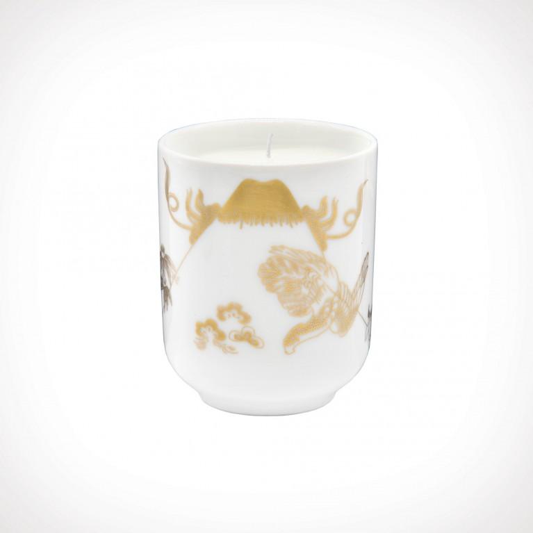 Floraïku Cherry Blossom Scented Candle Tea Cup 1   kvapioji žvakė   130 g   Crème de la Crème