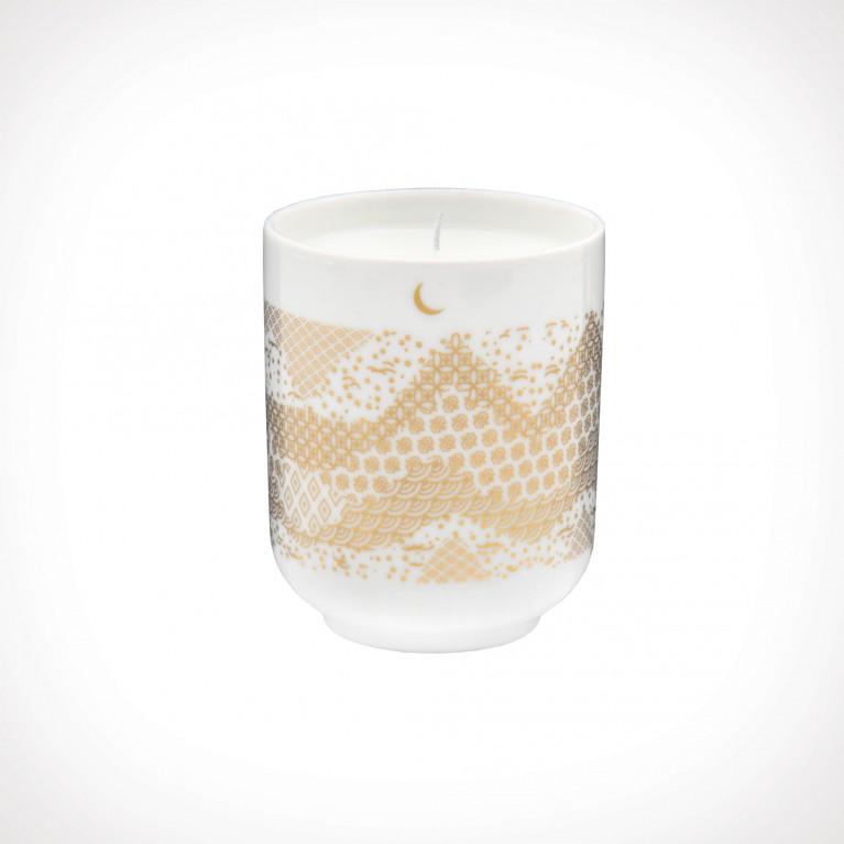 Floraïku Green Tea Scented Candle Tea Cup 1   kvapioji žvakė   130 g   Crème de la Crème