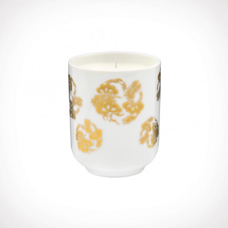 Floraïku Mimosa Scented Candle Tea Cup 1 | kvapioji žvakė | 130 g | Crème de la Crème