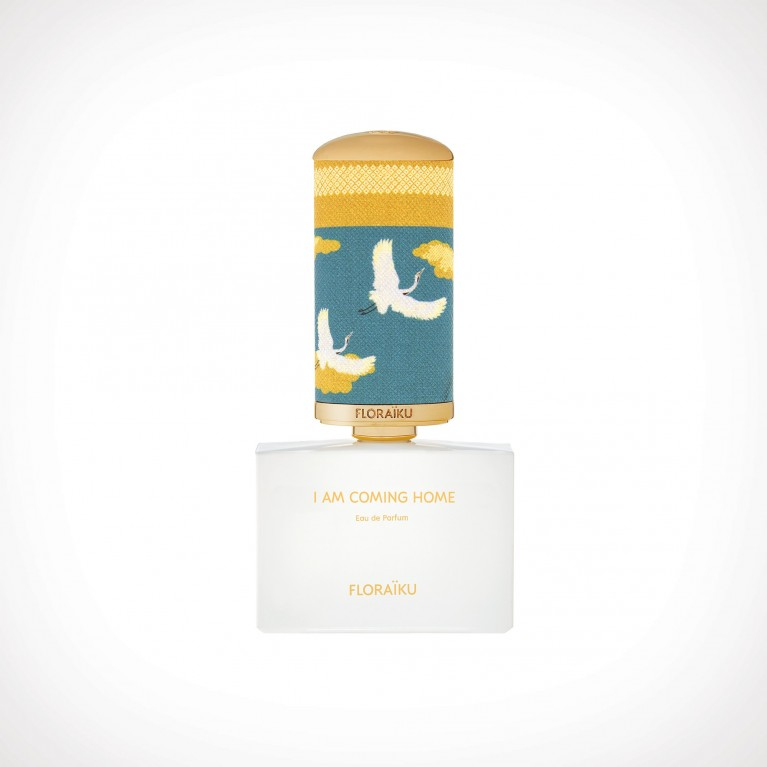 Floraïku I Am Coming Home 1 | kvapusis vanduo (EDP) | 50 ml + 10 ml | Crème de la Crème