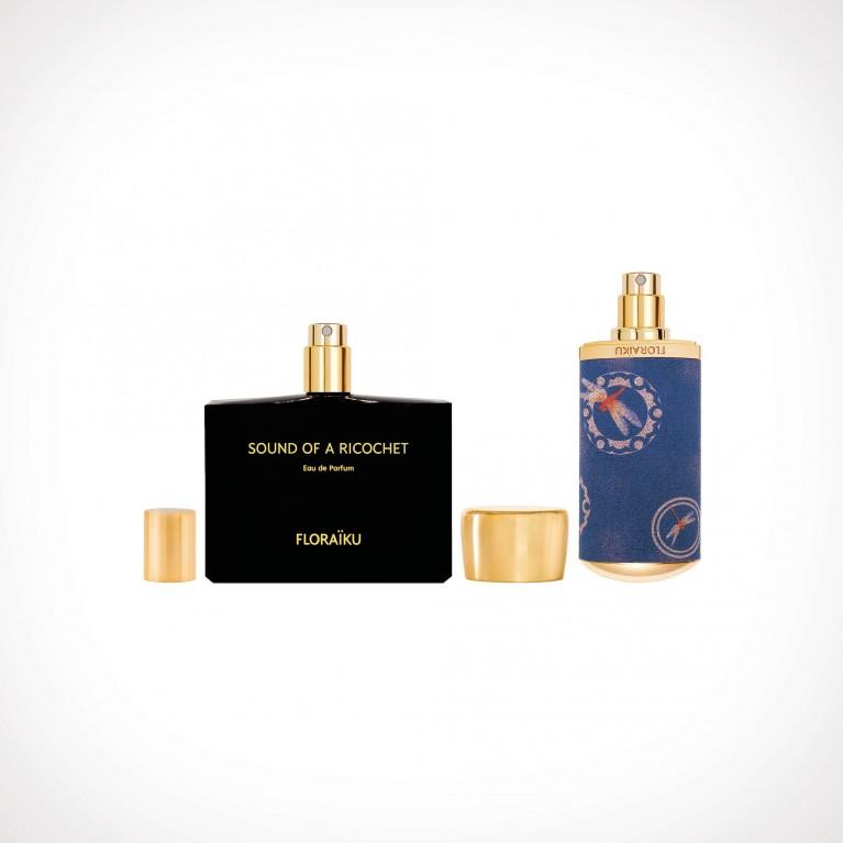 Floraïku Sound Of A Ricochet 3 | kvapusis vanduo (EDP) | 50 ml + 10 ml | Crème de la Crème