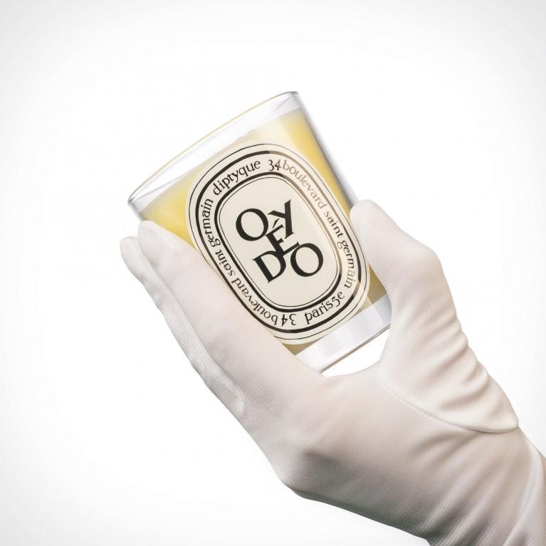 diptyque Oyédo Scented Candle 2   kvapioji žvakė   190 g   Crème de la Crème