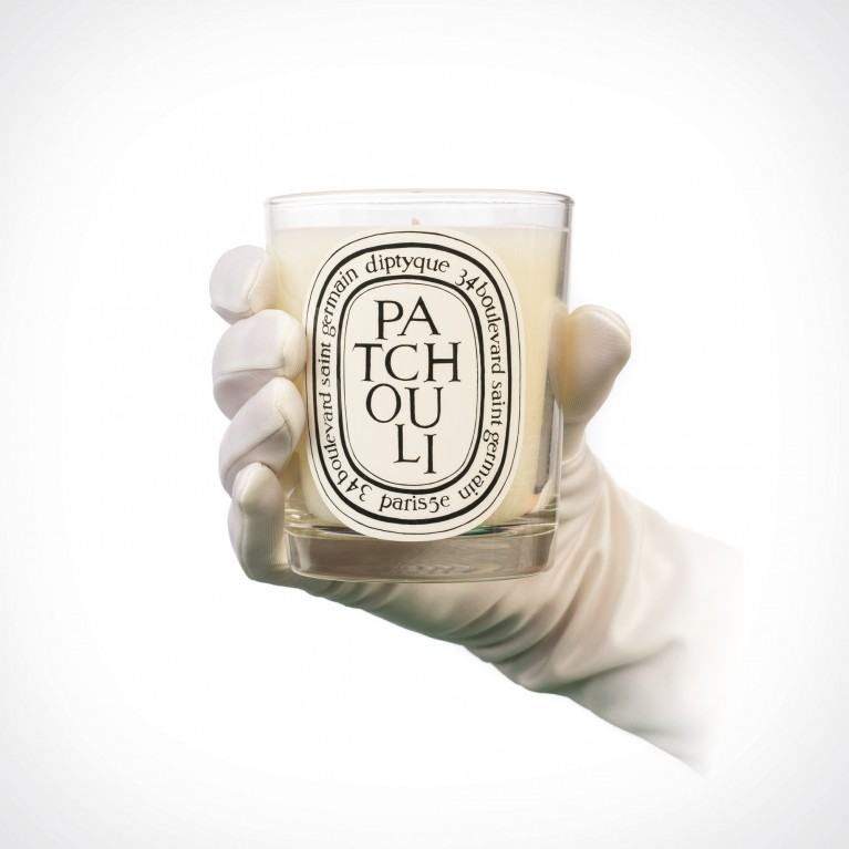 diptyque Patchouli Scented Candle 2   kvapioji žvakė   190 g   Crème de la Crème