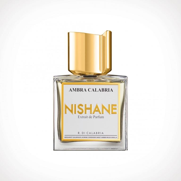 NISHANE Ambra Calabria 1 | kvepalų ekstraktas (Extrait) | 50 ml | Crème de la Crème