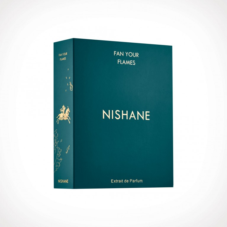 NISHANE Fan Your Flames 3 | kvepalų ekstraktas (Extrait) | 50 ml | Crème de la Crème