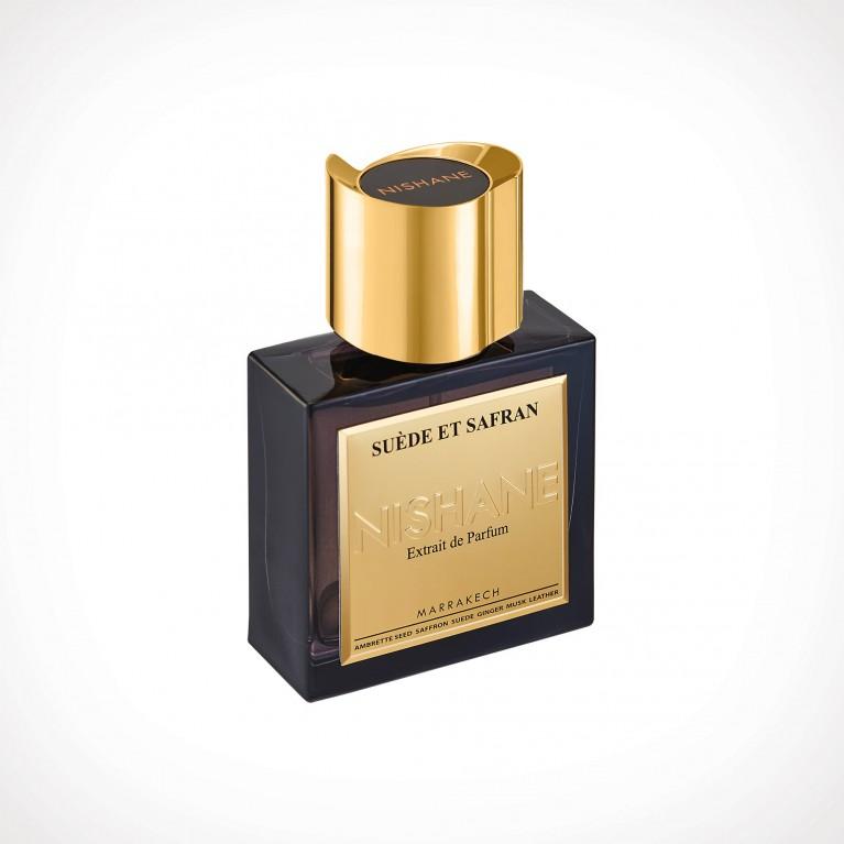 NISHANE Suede et Safran 2 | kvepalų ekstraktas (Extrait) | 50 ml | Crème de la Crème