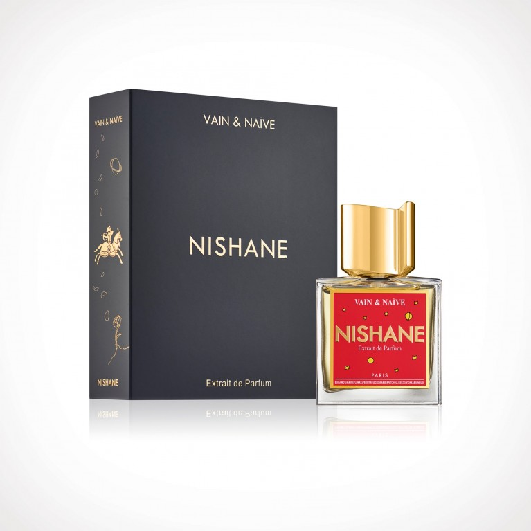 NISHANE Vain & Naïve 4 | kvepalų ekstraktas (Extrait) | 50 ml | Crème de la Crème