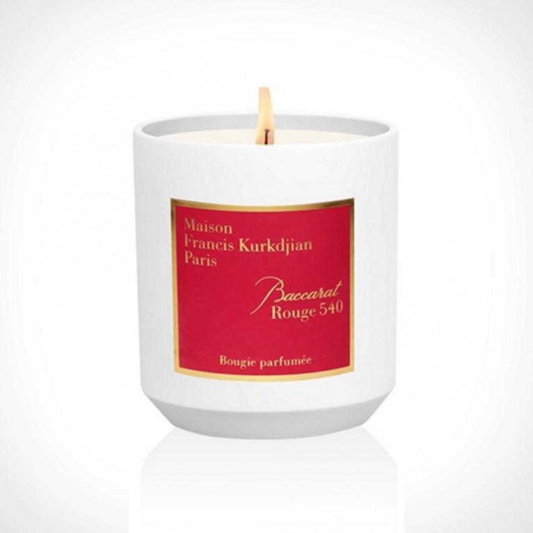 Maison Francis Kurkdjian Baccarat Rouge 540 Scented Candle 1 | 280 g | Crème de la Crème