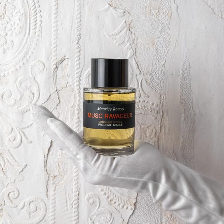 Editions de Parfums Frédéric Malle Musc Ravageur 3 | kvapusis vanduo (EDP) | Crème de la Crème