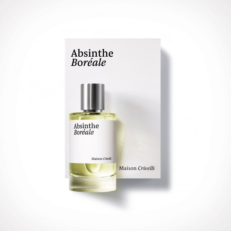 Maison Crivelli Absinthe Boréale 2 | kvapusis vanduo (EDP) | 100 ml | Crème de la Crème