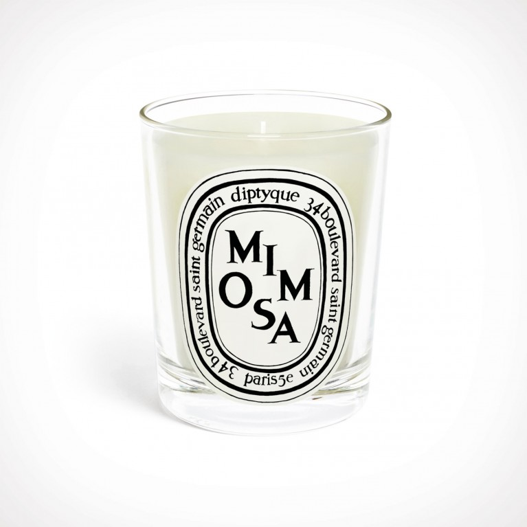 diptyque Mimosa Candle | 190 g | Crème de la Crème