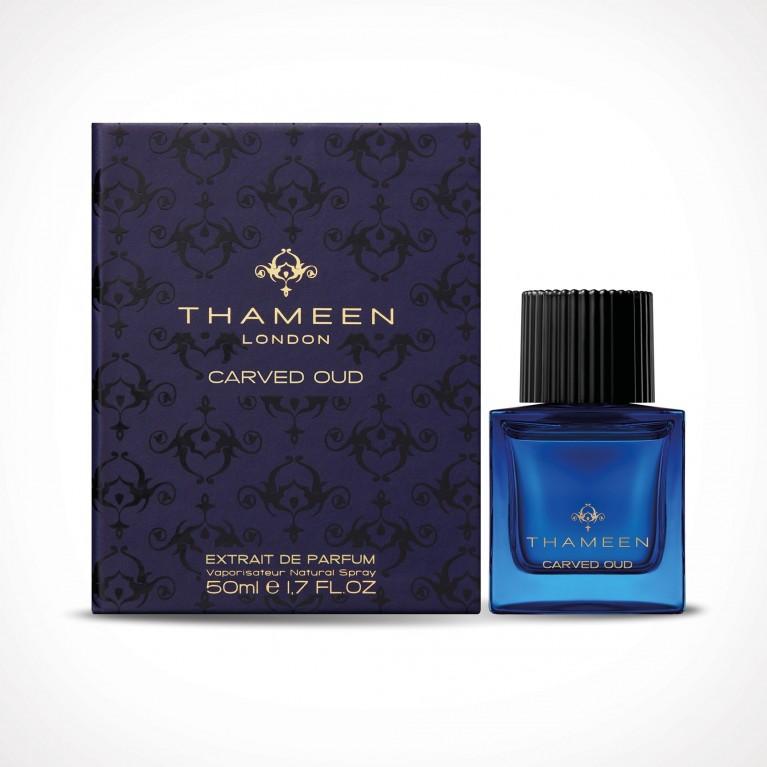 Thameen Carved Oud 1 | kvepalų ekstraktas (Extrait) | 50 ml | Crème de la Crème