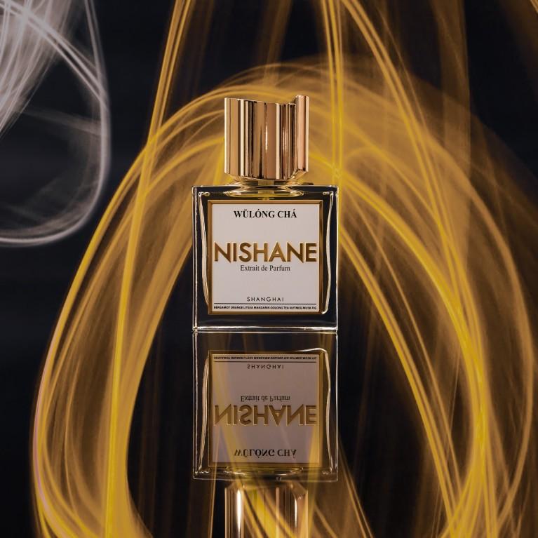 Nishane Wulong Cha 5 | kvepalų ekstraktas (Extrait) | 50 ml | Crème de la Crème