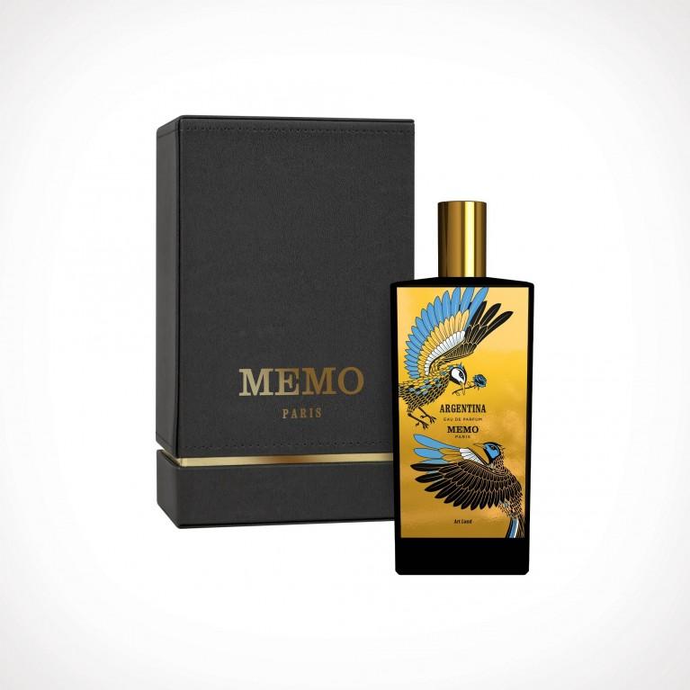 Memo Paris Argentina 2 | kvapusis vanduo (EDP) | 75 ml | Crème de la Crème